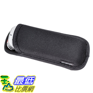 [美國直購] Olympus CS-125 Soft Carrying Case for WS Series Voice Recorders 錄音筆 保護套 _e33