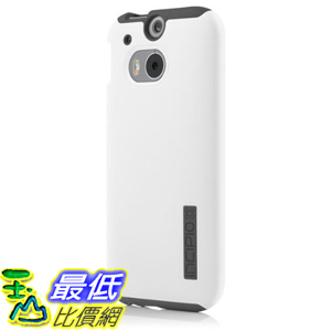 [現貨1個] Incipio HT-396-WHT  DualPro Case for HTC One (M8) 保護殼 手機殼 _A125