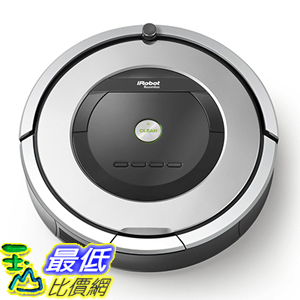 iRobot Roomba 860 定時自動掃地機/吸塵器 送主刷2支、濾網6片、邊刷3支、防撞條、清潔刷、保護貼