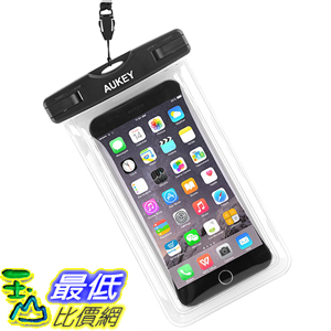 [東京直購] AUKEY PC-T5 手機防水袋 防水套 Universal Waterproof Dirtproof Case Bag IPX8 防水等級