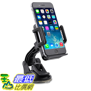 [東京直購] TaoTronics TT-SH08 360度 車用手機架 Car Windshield / Dashboard Universal smart phone mount