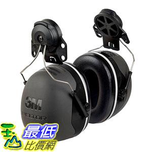 [美國直購] 3M Peltor X5P3E 工程帽附掛型防音耳罩 X-Series Cap-Mount Earmuffs, NRR 31 dB X5A可參考