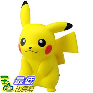 [美國直購] 神奇寶貝 精靈寶可夢周邊 Takaratomy 478348 Official Pokemon X and Y MC-001 ~ 2吋 Pikachu Action Figure