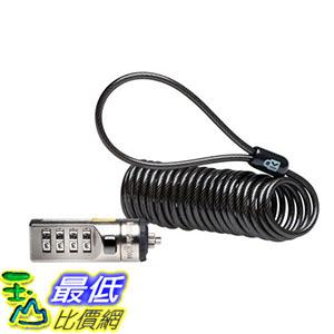 [美國直購] Kensington K64670AM 筆電安全鎖 Combination Portable Cable Lock for Laptops and Other Devices