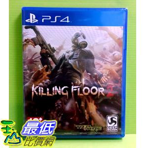 (現金價) PS4 殺戮空間2 Killing Floor 2 中文版