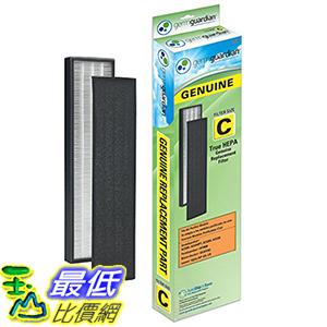 [美國直購] GermGuardian FLT5000 濾網 GENUINE True HEPA Replacement Filter C 適 AC5000 系列 空氣清淨機
