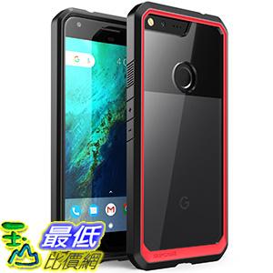 [美國直購] SUPCASE Google Pixel XL Case (5.5吋) Case 霧面紅框 [Unicorn Beetle Series] 手機殼 保護殼