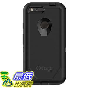 [美國直購] OtterBox 77-54268 手機殼 保護殼 保護套 黑色 Defender Series Google Pixel XL Case (5.5吋)