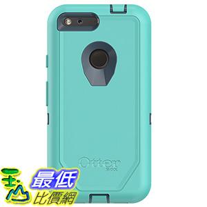 [美國直購] OtterBox 77-54269 手機殼 保護殼 保護套 藍綠色 Defender Series Google Pixel XL Case (5.5吋)