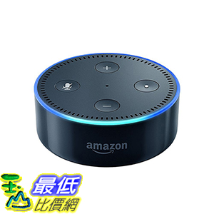 [美國直購] Amazon 黑白兩色 All-New Echo Dot (2nd Generation)