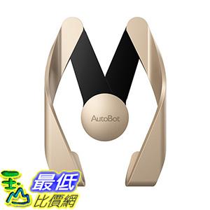 [玉山最低比價網] autobot M型智能手機架支架車用手機座空調出風口可單手操作 (L30)