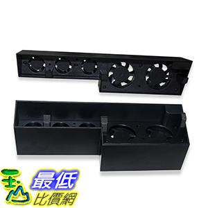 [玉山最低比價網] DOBE PS4散熱器 散熱風扇 排風扇 溫控風扇 USB平式風扇(薄機不適用)(_G41)