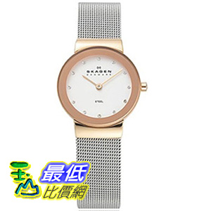 [美國直購 ShopUSA]  Skagen 358SRSC Women's watch 手錶  $3478