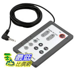 [美國代購 Shop USA] 遙控器 Zoom RC4 Wired Remote Control For Zoom H4n  $1299