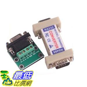 _% [玉山最低比價網] 全新 9 Pin RS-232 轉 RS-485 轉接頭(10008S_y213)_a $139