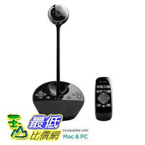 [美國直購 Shop USA] Logitech 凸輪 BCC950 Conference Cam $9541
