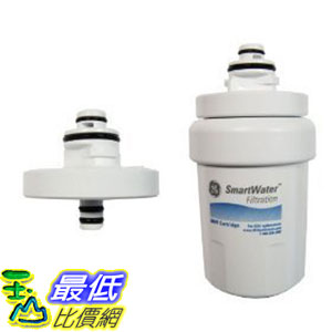 [美國直購 ShopUSA] GE 冰箱濾水器濾頭(不含濾芯)  ADAPTER Refrigerator Water Filter Adapter $688