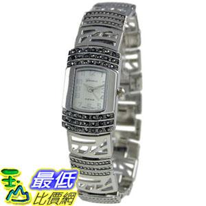 [美國直購 ShopUSA] Geneva 手錶 Platinum 9173.Silver (Women's) _mr$1339
