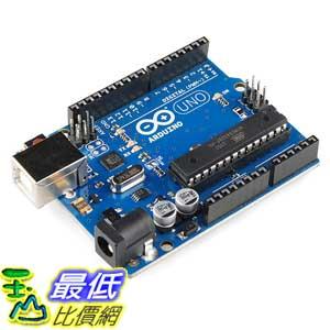 [美國直購 ShopUSA] Arduino 主機板 Uno  R3DEV-11021 $1899