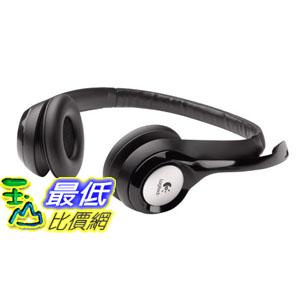 [美國直購 ShopUSA] Logitech 耳麥 USB Headset H390 (Black) $1412