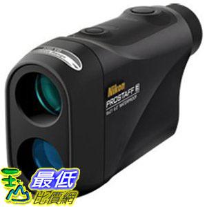 [美國直購 ShopUSA] 激光測距儀 Nikon ProStaff 3 Laser Rangefinder, Black $7732