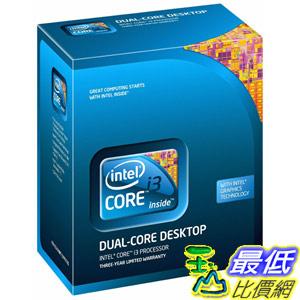 [美國直購 ShopUSA] Intel 處理器 Core i3-550 Processor 3.2 GHz 4 MB Cache Socket LGA1156 $4291
