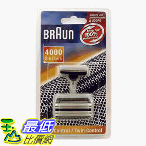 [美國直購 Shop USA] Braun 更換貼膜和刀具 4000FC-BK 4000 Series Replacement Foil And Cutter Combo Pack $954