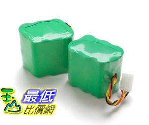[美國直購 ShopUSA] 雷射掃地機器人周邊 電池 XV-11 Batteries (set of 2) $2850