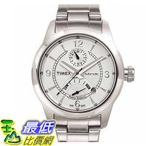 [美國直購 ShopUSA] 全新  天美時手錶  Timex Men's Silver-Tone Automatic Watch #T2C261 T2C261 _CN