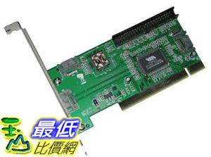 _B@[有現貨] VIA 6421A 晶片 IDE/SATA 硬碟控制卡 附SATA排線 (20176_W213_DRIVERS請下載) $280