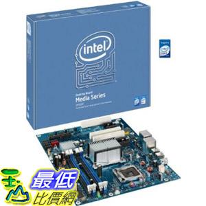 [美國直購 ShopUSA] Intel DP35DP Media Series P35 ATX DDR2 800 PCIe x161333MHz FSB LGA775 桌上型電腦主機板 - Retail  $5290