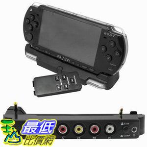 _a [玉山最低比價網]   PSP 2000 專用 S端子 色差 AV 輸出 充電座 (28339_P113) dd