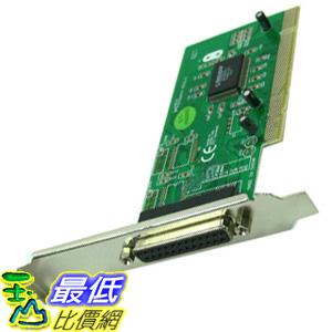 _A@ [有現貨 馬上寄] PCI 介面 LPT / 印表機 / Print / DB25 /IEEE-1284 擴充卡 (20036_I01) _DD