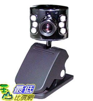 _a[玉山最低比價網] 免驅動 USB 130萬畫素 白光 LED 網路視訊攝影機/WEBCAM 不適用WIN2000和Win98 (20475_L35)$129