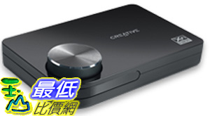 [美國直購 ShopUS] Creative Labs SB1095 USB 聲霸卡 X-Fi Surround 5.1 $2698
