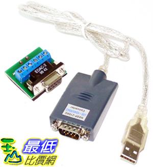 _a@[玉山最低比價網]     免接 RS232 門禁/保全/工控 USB TO RS485/RS422 用轉接線 (10055_m308)