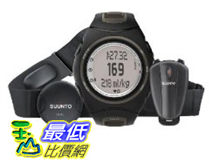 [美國直購 ShopUSA] Suunto 自行車包 t6d Running Pack w/Foot Pod $20418