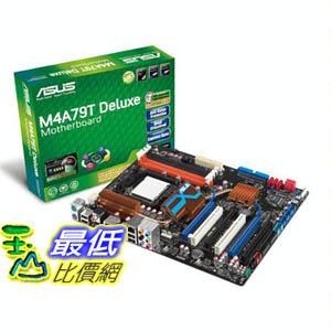 [美國直購] Asus 主機板 M4A79T DELUXE Socket AM3/ AMD 790FX/ Quad CrossFireX/ A&GbE/ ATX Motherboard $6180
