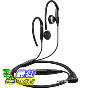 [美國直購 ShopUSA] Sennheiser 入耳式耳機 OMX 180 In-Ear Headphone with Flexible Ear Hooks & Volume Control $1080