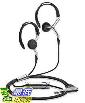 [美國直購 ShopUSA] Sennheiser 入耳式耳機 OMX 980 High Fidelity In-Ear Headphone with Flexible Ear Hooks and Intergrated Vol Control $10337