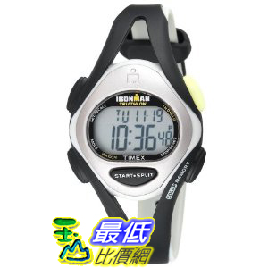 [美國直購 ShopUSA] Timex 手錶 Women's T59201 Ironman Triathlon Sleek 50-Lap Resin Strap Watch