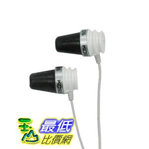 [美國直購 ShopUSA] Koss 入耳式耳機 SPARKPLUG - Stereo In Ear Ear Plugs   $723
