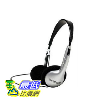 [美國直購 ShopUSA] Koss 立體聲耳機 Featherweight UR5 Stereo Headphones with Foam Ear Cushions   $487