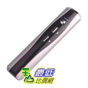 [KNORVAY] 綠光雷射 多功能 簡報遙控器 簡報筆 (17774_I122)