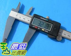 [玉山最低比價網]   電子數位式 多功能 游標卡尺 0200mm 公英制轉換 歸零設定 盒裝(34465_QA13)  d $598