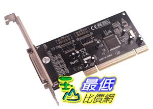 [玉山最低比價網]  PCI LPT DB25 IEEE1284 介面卡 擴充卡 晶片9865(201657_JC24) d $229