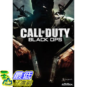[美國直購 ShopUSA] PC 決勝時刻7:黑色行動 Call of Duty: Black Ops 使命召喚 $1399