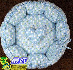 [玉山最低網] 狗窩貓窩 軟墊 抽繩系帶兩用窩 純棉四季空調窩 dog025 $1231