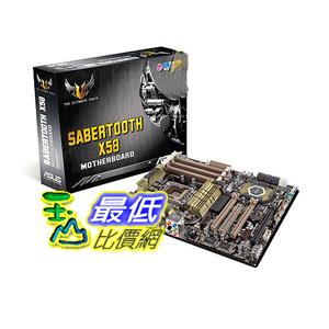 [玉山最低比價網]  (美國代訂) New Asus US SABERTOOTH X58 Desktop Motherboard - Intel - Socket B LGA-1366 With 3 Pcie X16 Slots $9499