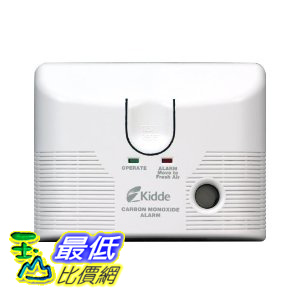 [現貨供應 2年保固] 一氧化碳報警器 110V  Kidde KN-COB-LCB-A Tamper Resistant Plug-In Carbon Monoxide Alarm with Battery Backup_CB16 $1788